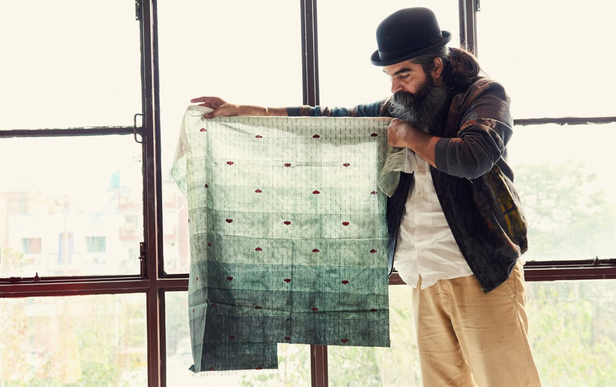 Suket Dhir: The Punjabi global fashion superstar