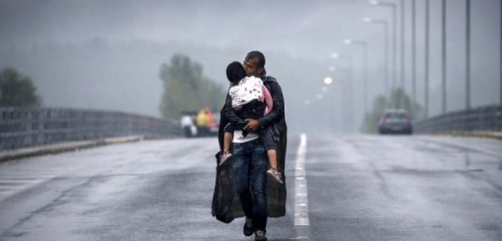 People on the Move – Έκθεση από τον ΓιάννηΜπεχράκη