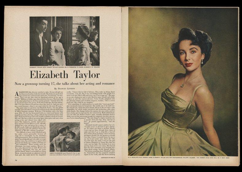 elizabeth-taylor-time-life-magazine-spread-philippe-halsman1
